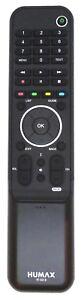 NEW Genuine HUMAX RT-531B Freeview TV Rec Remote PVR-9150T PVR-9200T PVR-9300T
