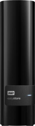 WD - easystore 10TB External USB 3.0 Hard Drive - Black - Brand New
