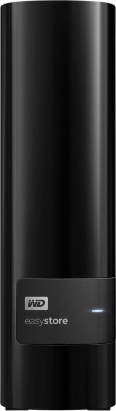 WD easystore 4TB External USB 3.0 Hard Drive Black WDBCKA0040HBK-NESN