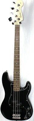 Squier Affinity Series PJ Electric Bass Guitar - BLACK #R7124