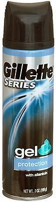 Gillette Series Shaving Gel Protection 7 Oz (pack Of 7)