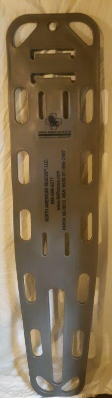 Military North American Rescue NAR Spine Board/Backboard EMS stretcher