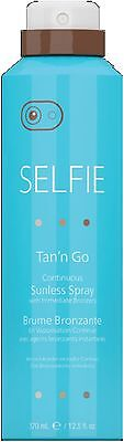 Selfie Tan'n Go Continuous Sunless Spray With Immediate B...