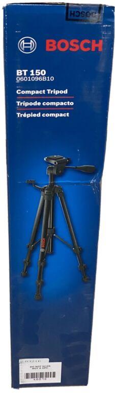Bosch Bt150 Compact Extendable Tripod With Adjustable Legs BT 150 M9a