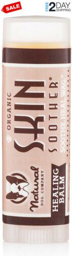 Skin Soother - Organic, All-Natural Healing Balm - Treats Hot Spots, Bacterial