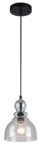 Westinghouse 6100800 One-Light Indoor Mini Pendant, Oil Rubb