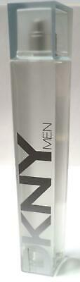 NEW - DKNY for Men Donna Karan Cologne edt 3.3 / 3.4 oz tester WITH -