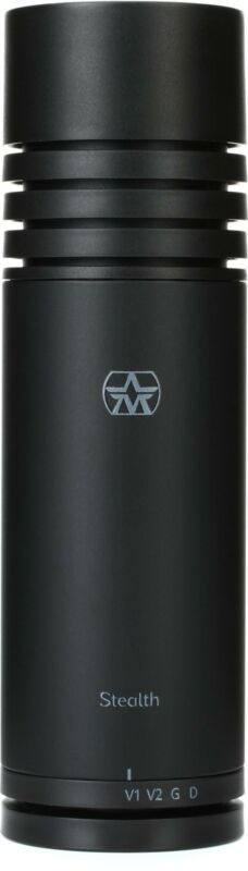 Aston Microphones Stealth Cardioid Active Dynamic Broadcast Microphone