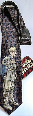 STAR WARS ANAKIN SKYWALKER BOY NECK TIE  FREE SHIPPING - Anakin Skywalker Boy