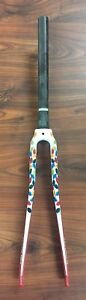 3T Funda Pro Jelly Belly 1 1/8'' Full Carbon Fork NEW