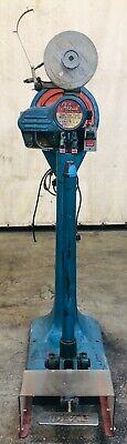 Ideal Industrial Wire Stitcher Machine Ib-2043 13 Hp 1725 Rpm 1 Phase