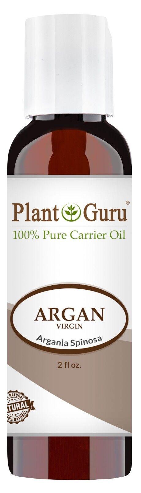 Argan Oil 2 oz. Morocco Virgin, Unrefined Cold Pressed 100%