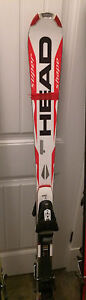 Head Super shape Skis