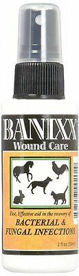Banixx Dog/Cat Ear Infection, Hot Spot & Ringworm Treatment, Itchy Skin Relief Dog Hot Spot Treatment