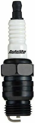 4x Autolite Copper Core Spark Plugs Resistor Tapered Seat 18mm x 1.50 Thread 124