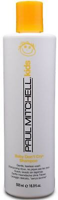 Baby Dont Cry Shampoo (Paul Mitchell Baby Don't Cry Shampoo For Kids 16.9)