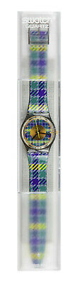 SWATCH - TAILLEUR, CIRCA 1992  MODEL GM109 VINTAGE EARLY WITH ORIGINAL TAGS