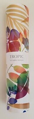 Tropic Skincare Vitamin Toner Scented Soothing Hydrating 120ml Brand New