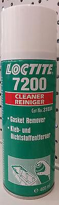 1 Dose LOCTITE® 7200 Kleb- und Dichtstoffentferner 400ml Klebstoffentferner