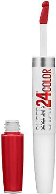 Maybelline New York Superstay 24,  2-step Lipcolor, Eternal