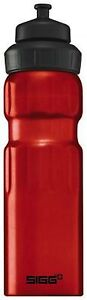 SIGG WIDE MOUTH BOTTLE SPORT RED 0.75 L (25 OZ) WATER BOTTLE 8239.90