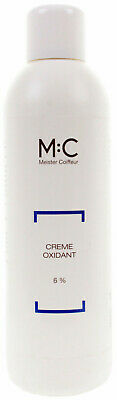 M:C Creme Oxidant in 6% 1000ml Cream Oxide Entwickler Coloration Blondierung