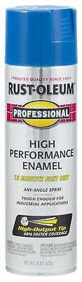 RUST-OLEUM PROFESSIONAL HIGH PERFORMANCE ENAMEL -