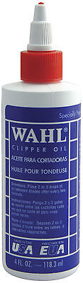 Wahl Clipper Blade Oil 4oz ()