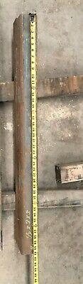 Steel Square Tubing 3x 3x 14x 40 Long A500