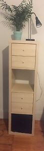 IKEA drawers/bedside table Fitzroy Yarra Area Preview