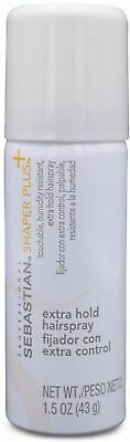 Sebastian Shaper Plus Extra Hold Hairspray 1.5 oz