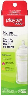 Playtex Nurser Drop-Ins Liners Premium 8-10 oz BPA-Free Bottle 1 ea (Pack of 5)](Baby Bottles In Bulk)