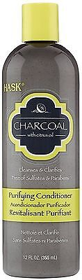 Hask Charcoal Purifying Conditioner 12 oz