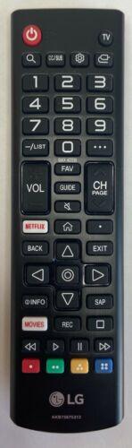 LG Smart TV Original Remote Replacement