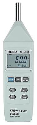 Reed Sl-4012 Digital Sound Level Meter Type 2