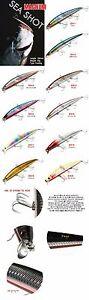 Payo-Seashot-Magnum-Minnow-fishing-lure-Pike-Seabass-Striped-Bass