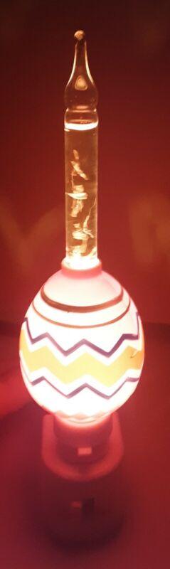 Easter Egg Bubble Night Light