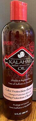 Hask Kalahari Melon Oil Color Protection Shampoo, 12 fl oz / 355 ml, brand new.