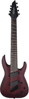 Jackson DKAF8 - 8 String Multiscale Electric Guitar - Mahoga