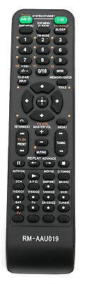 RM-AAU019 Telecomando ABS per Sony RM-AAU005 STR-DG520B STR-DG510 RM-AAU025