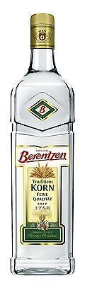 Original 3 Liter Flasche Berentzen Traditionskorn 32% vol. Weizenkorn Korn