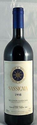 Sassicaia 1998 - Tenuta San Guido
