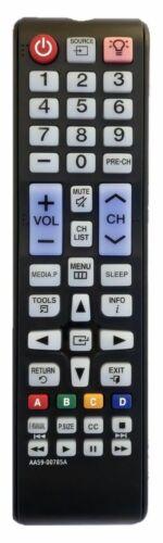 New Usbrmt Tv Remote Aa59-00785a For Samsung Tv Un55eh6000 Un60es6003 Un65fh6001