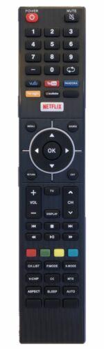 New Usbrmt Remote 845-058-02b01 For Seiki Element Smart Tv Se32hy19t Element Tv