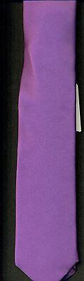 Westbury London Von Maur Tie 100  Silk Purple New
