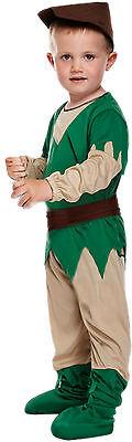 Robin Hood Kostüm 2- 4 Jahre Kleinkind Jungen - Robin Kostüm Kleinkind