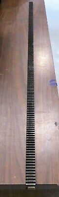 Martin Steel Gear Rack R10x4 58 Thick 4ft Long