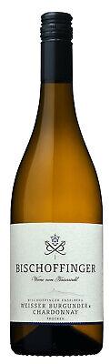 Weißer Burgunder mit Chardonnay Weißwein trocken Baden Bischoffingen Kaiserstuhl