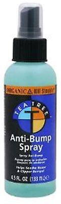 Organic Root Stimulator Tea Tree Oil Anti-Bump Spray, 4.5 oz
