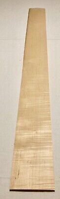 Curly Maple Wood Veneer 5 Sheets 48 X 4.5 7.5 Sq Ft